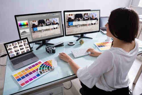 Comment devenir Infographiste : Formation, Métier, salaire,