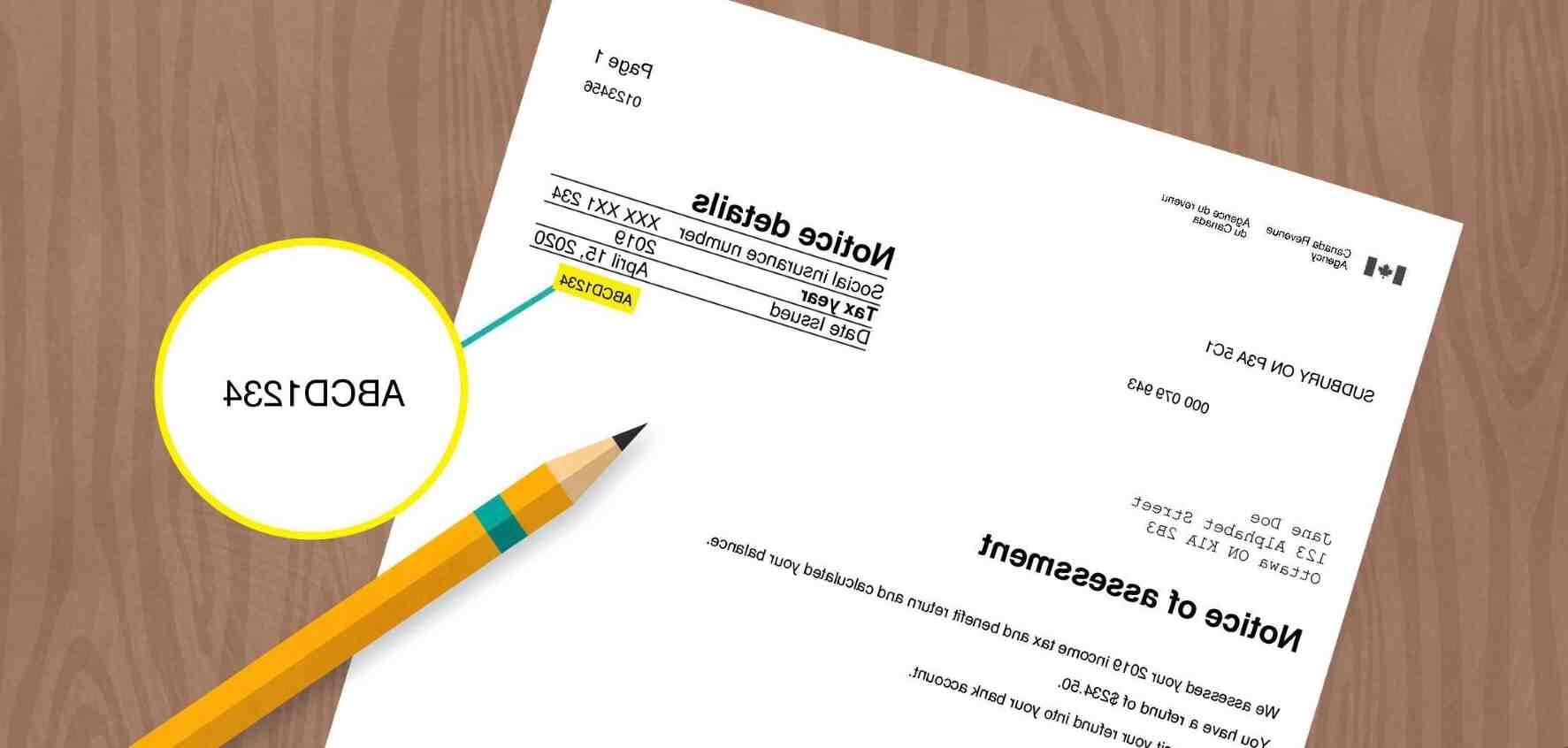 Comment creer un compte impôt pour la première fois