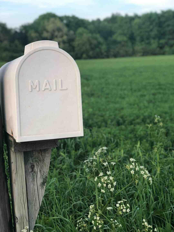 Comment envoyer un rib par mail